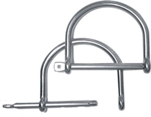 BEAVER 2 Stainless Steel FAST INSTALL REMOVE 50mm D-Rings